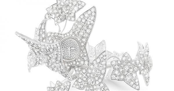 绚丽的自然风格!BOUCHERON全新珠宝系列
