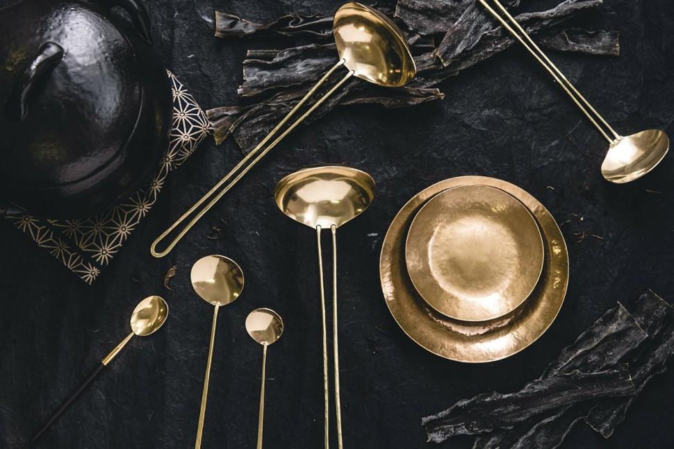 居家最美風景:黃銅器物的保養與清潔