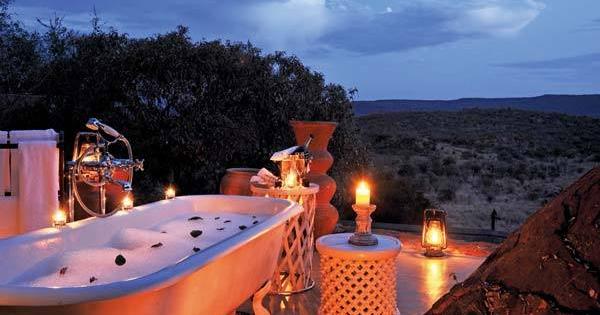 全球10间拥有「梦幻顶级卫浴」的旅馆