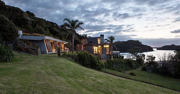[夢幻住宅] 坐擁潟湖美景第一排的風格別墅