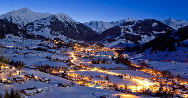 歐洲皇室欽點的度假勝地-瑞士小鎮Gstaad格施塔德