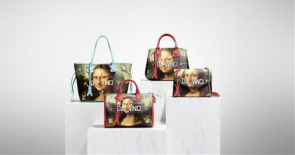 LV推出与艺术家合作全新手袋及配件系列