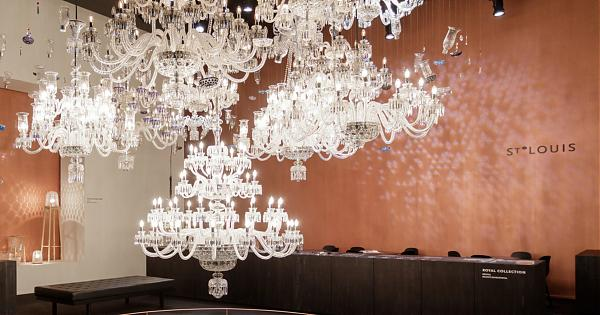 Saint-Louis 米蘭國際燈具展新品!