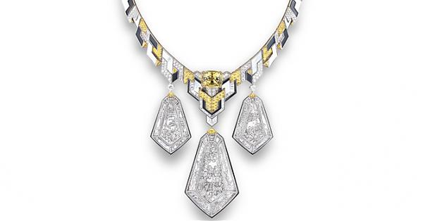 BOUCHERON珠宝展登台 总价破亿一次看满