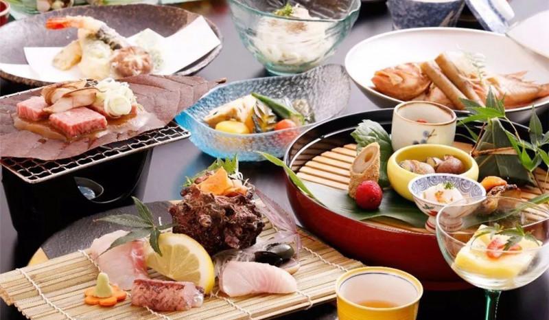 日本懷石料理 吃的是美味也是精緻!