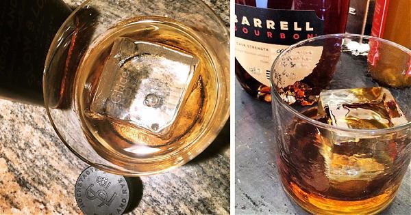超精致的饮用体验 上流社会专属Gläce Luxury Ice冰块
