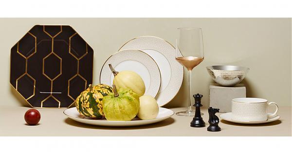 五大頂級餐具名牌饗宴