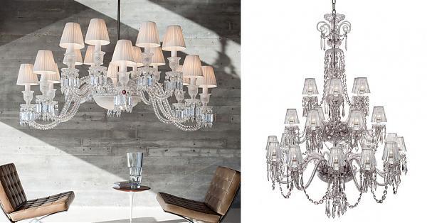 豪宅御用!點亮質感的7款水晶燈