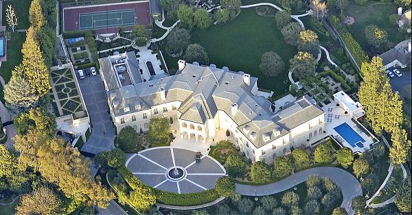 [夢幻住宅] LA最大 貴過川普的破億豪宅 莊園The Manor