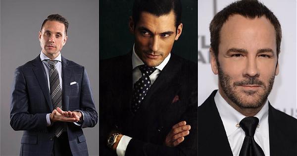 紳士必知的12種領帶打法(上)
