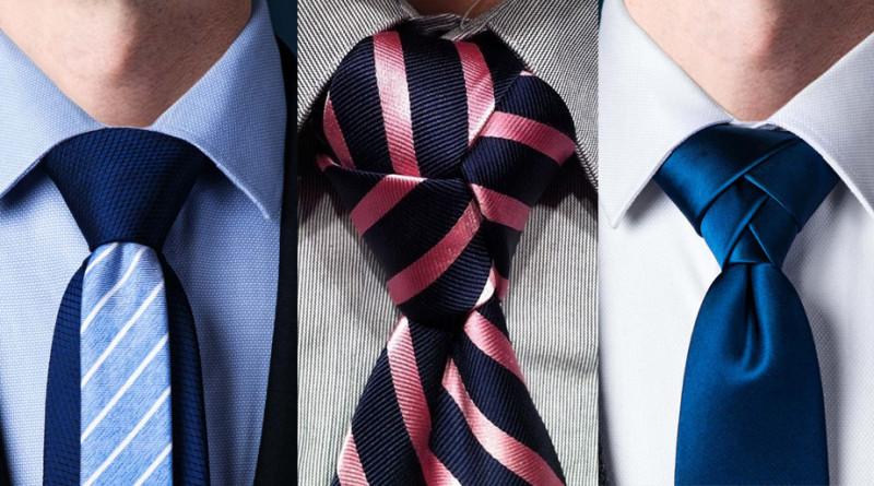 紳士必知的12種領帶打法(下)