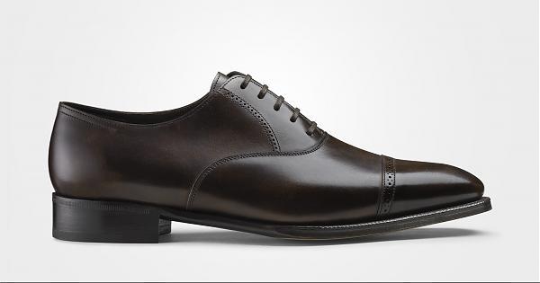 男人的優雅武器  英國紳士鞋JOHN LOBB