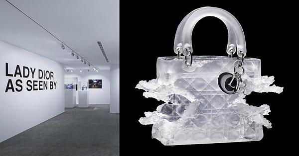 時尚傳奇 LADY DIOR AS SEEN BY藝術展