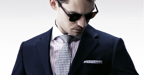 雅緻的口袋巾,當個一鳴巾人紳士!