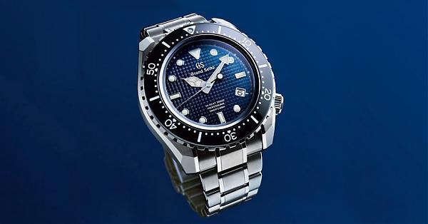 來勢洶洶的專業高規格 GRAND SEIKO Hi-Beat 36000潛水錶