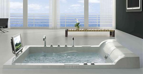 徹底放鬆的願望:用頂級皇室浴缸泡一個夢幻澡