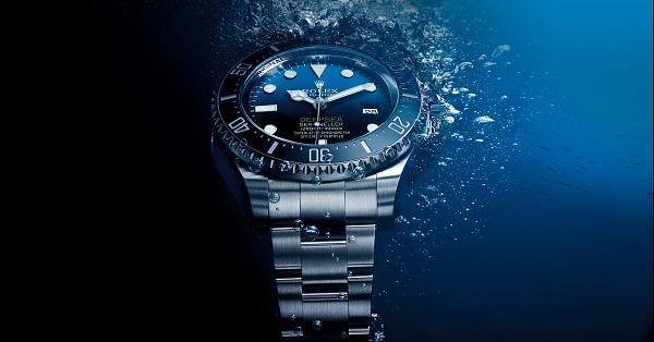 海中王者就是霸氣 勞力士Deepsea