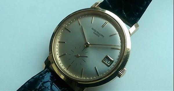 [專家聊錶]雄霸一時的自動錶 百達翡麗3445-100
