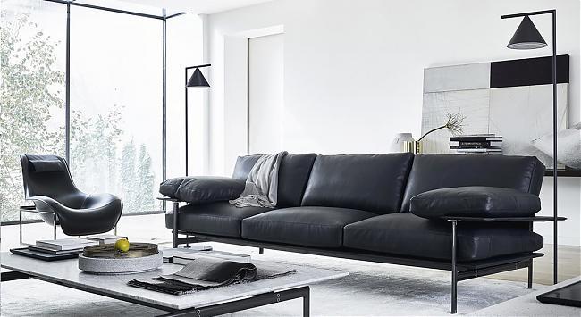 清潔真皮沙發的妙招