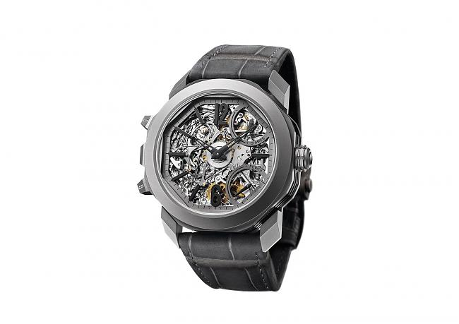 3億38只卓絕之作  寶格麗腕錶展的華麗詮釋