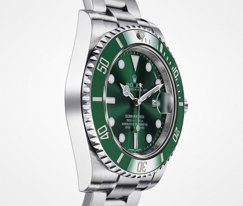 怎麼那麼多人爱绿水鬼潜水表?