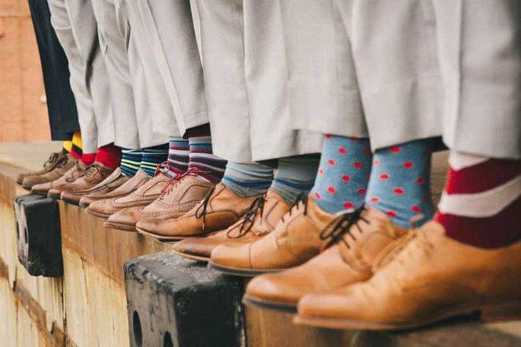 你襪子穿對了嗎?