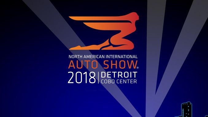 世界五大車展 美國底特律新能源電動車展