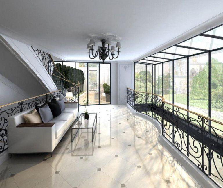 位于巴黎市中心的私密花园豪宅