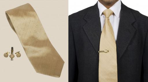 最頂級的絲綢面料 金蠶絲(Muga Silk)