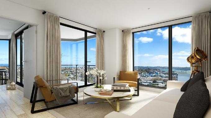 紐國第一大城黃金地段的精品公寓Union & Co