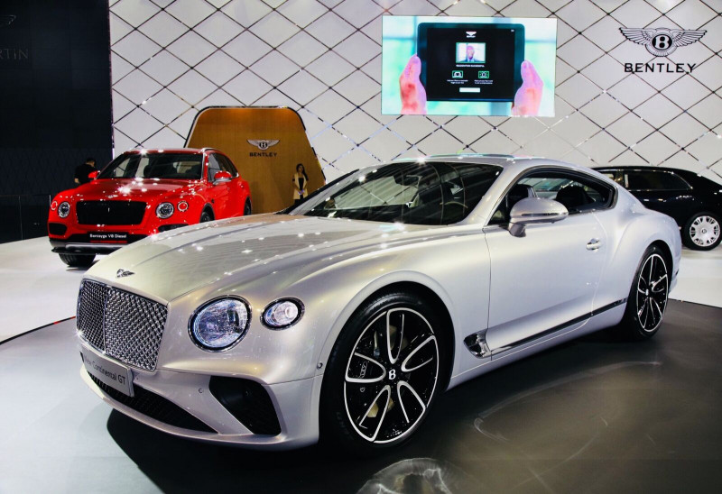 不凡紳士奢華氣勢Bentley Continental GT