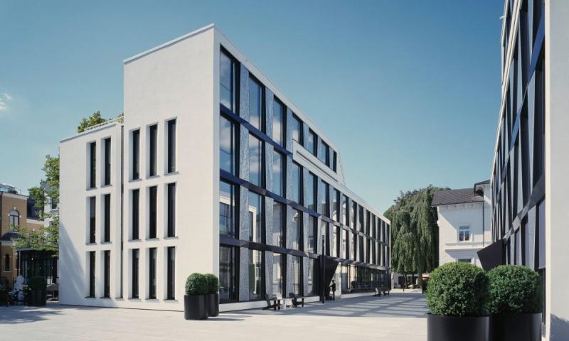 德国汉堡最贵住宅区的豪宅Sophienterrassen