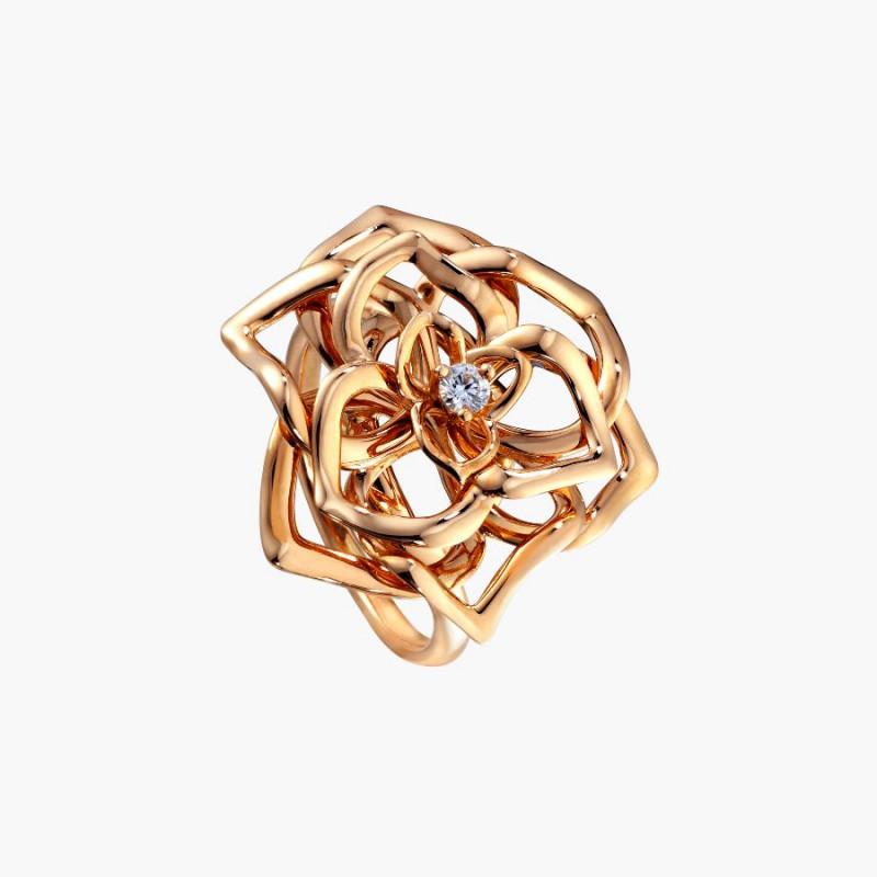 超夯玫瑰金珠宝盘点 有了它们气质优雅再加分