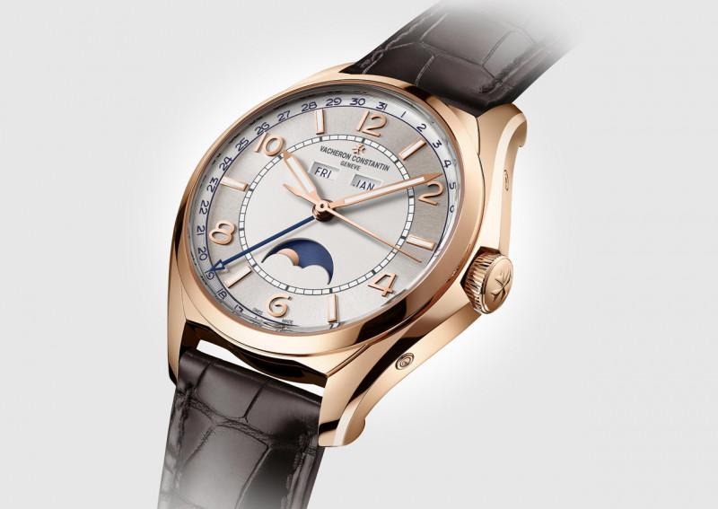 復古式的創新 江詩丹頓Fifty-six®全日曆腕錶