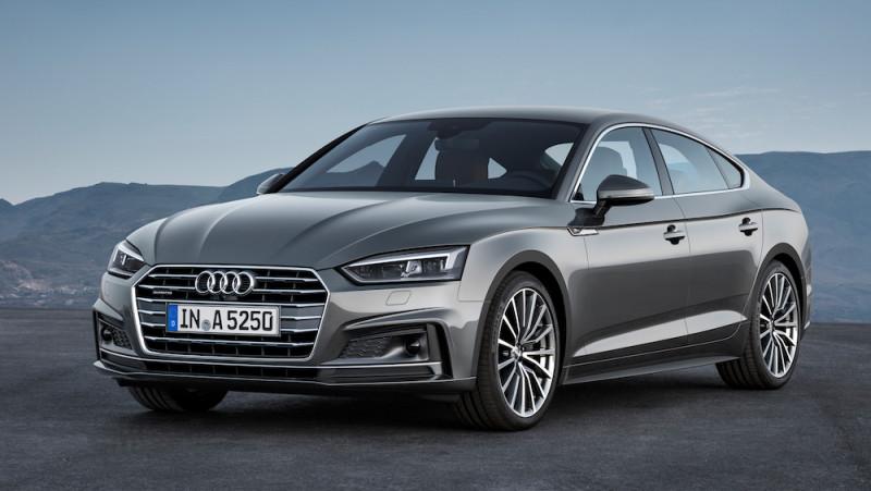 福斯集团称霸德国 Audi、Porsche、Volkswagen入选2018年最受欢迎车款