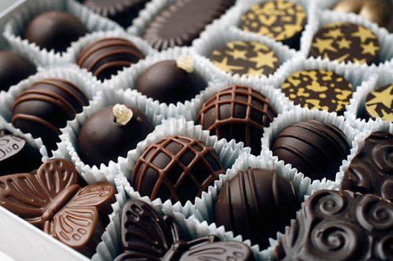 帮你虏获情人心的世界十大顶级巧克力