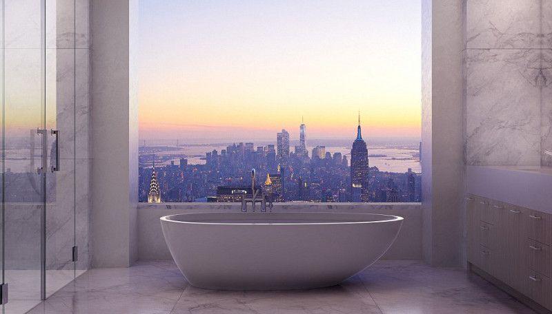 全紐約最高的奢華公寓樓 432 Park Avenue