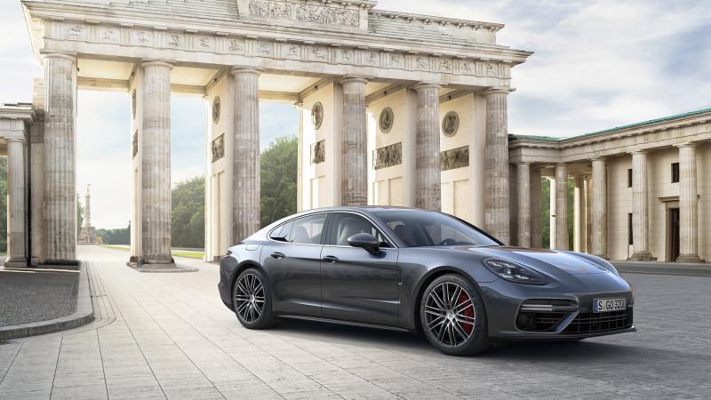 Porsche Panamera受美国评为2018最「好养」顶级车