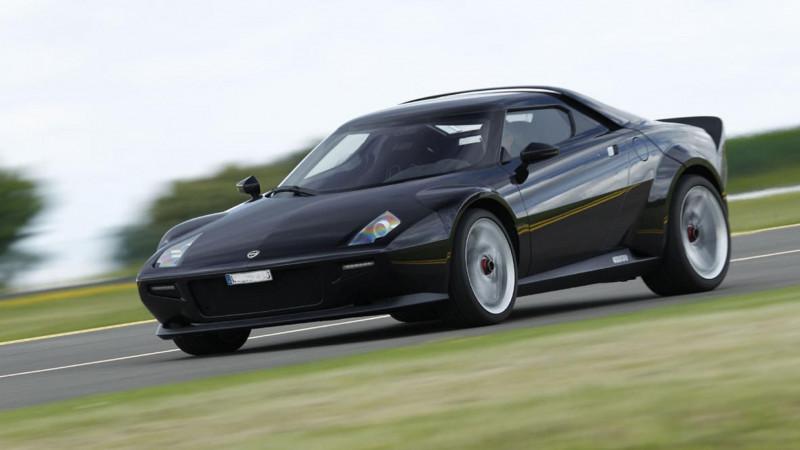 传奇拉力赛车化身超跑 New Lancia Stratos