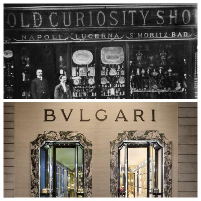 New Curiosity Shop  走进宝格丽的奇思仙境
