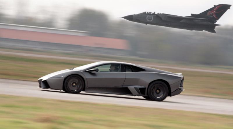 问世十年继续涨价 Lamborghini Reventon拍出170万美元