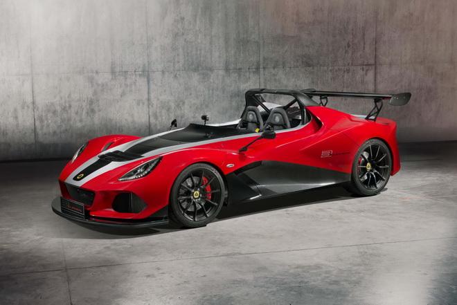 莲花最速车款轻盈升级 Lotus 3-Eleven 430车重仅920 kg
