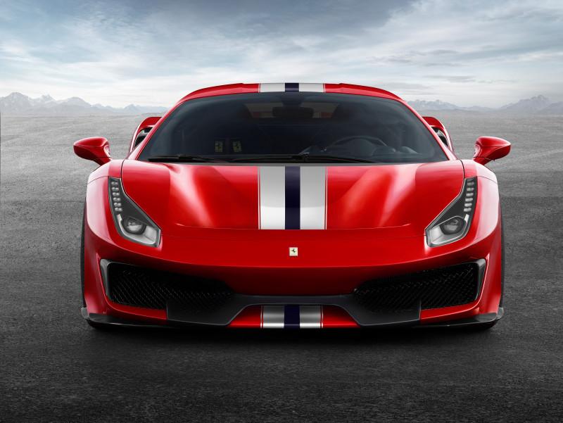 激情性能新巔峰 法拉利Ferrari 488 Pista