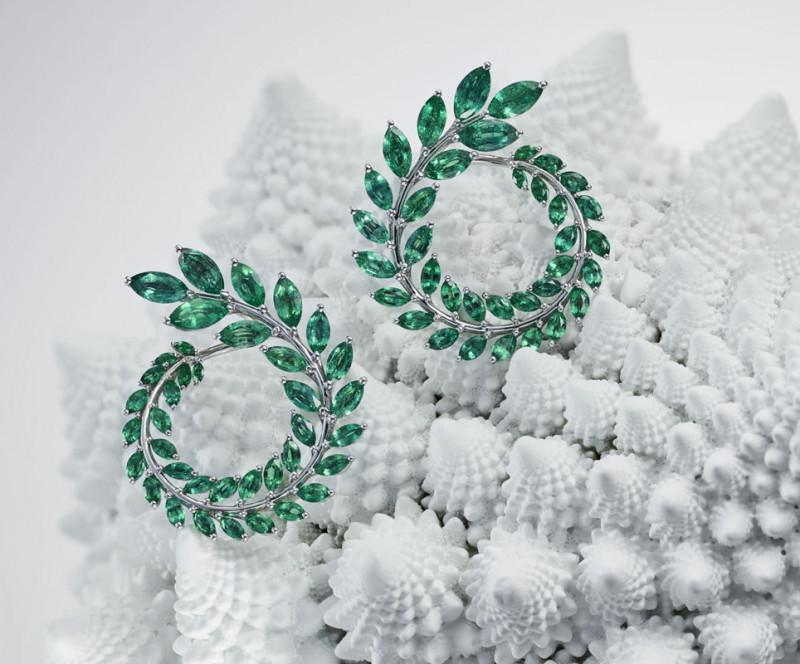 綠意盎然 Chopard祖母綠珠寶暨錶展