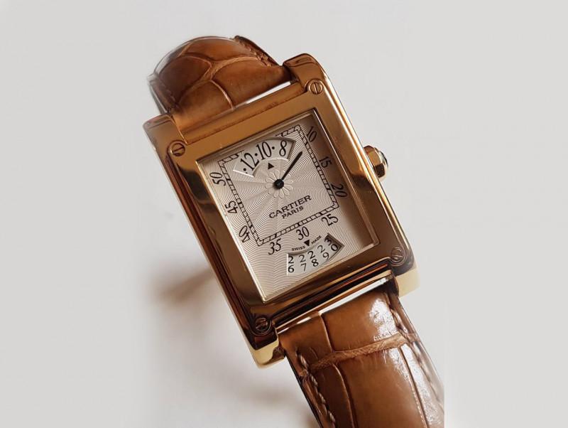 專家聊錶:絕版的好錶——CARTIER超強悍螺絲坦克
