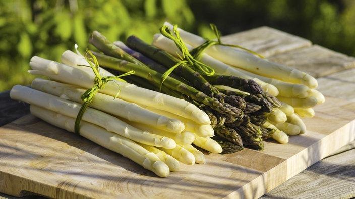 跟綠蘆筍不一樣?白蘆筍是「可以吃的象牙」
