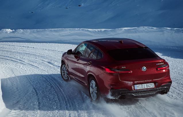 X来势汹汹 第二代BMW X4将于2018日内瓦车展发表