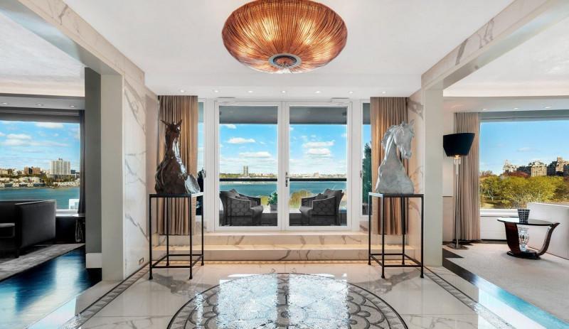 沙特王子出售川普大廈內超級豪宅!防彈室、室內噴泉一次擁有