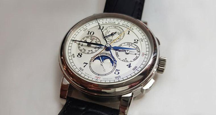 专家聊表:工艺价值的完美示范——朗格追针计时万年历腕表