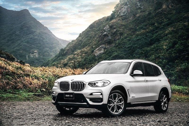 都會運動入門款BMW X3 xDrive20i  入手價229萬元